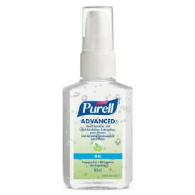 Hand Sanitizer Gel Purell