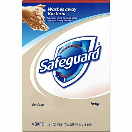 Jabón Safeguard