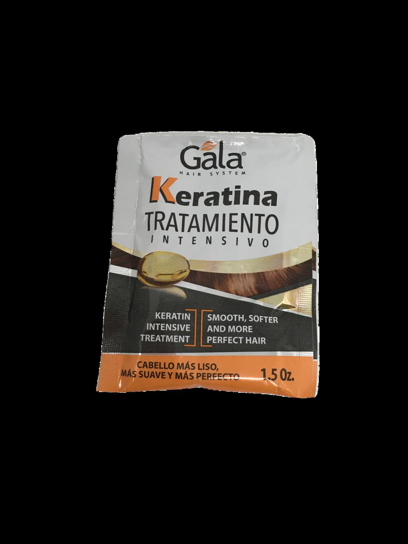 Tratamiento Capilar Gala Keratina