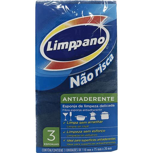 Esponja de Limpieza Delicada Limppano