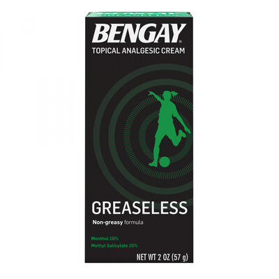 Bengay Greaseless