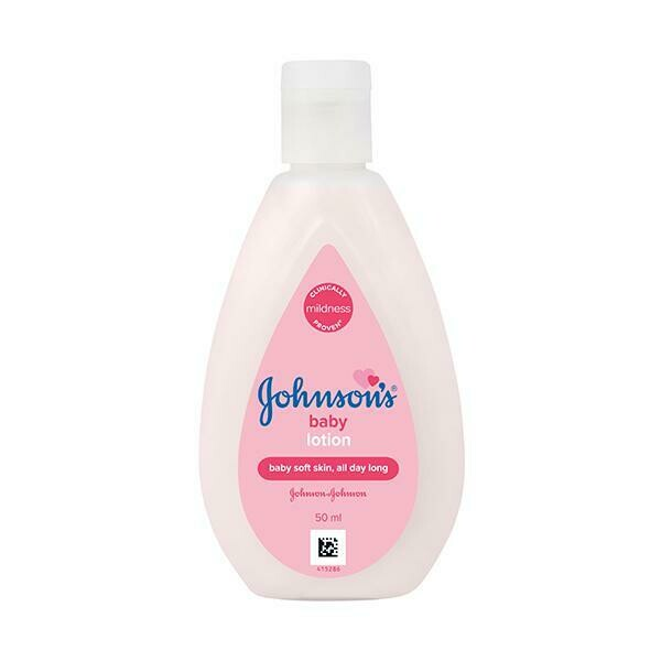 Crema Líquida JOHNSON'S® Baby Regular pequeña