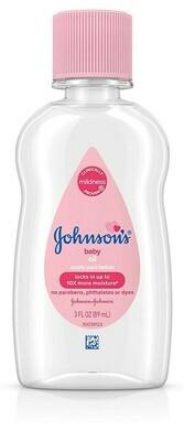 Aceite JOHNSON'S® Baby Regular