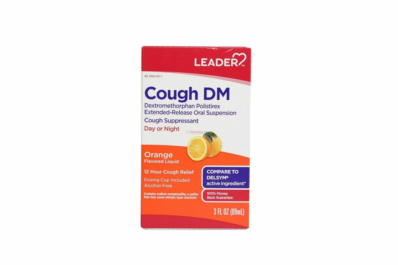 Leader Cough DM Orange