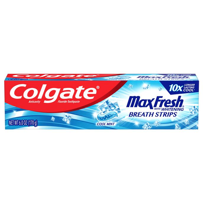 Pasta Dental Colgate Max Fresh Cool Mint