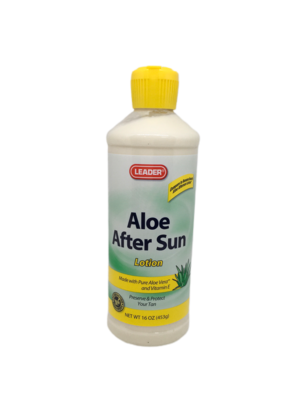 Aloe After Aun Lotion Leader