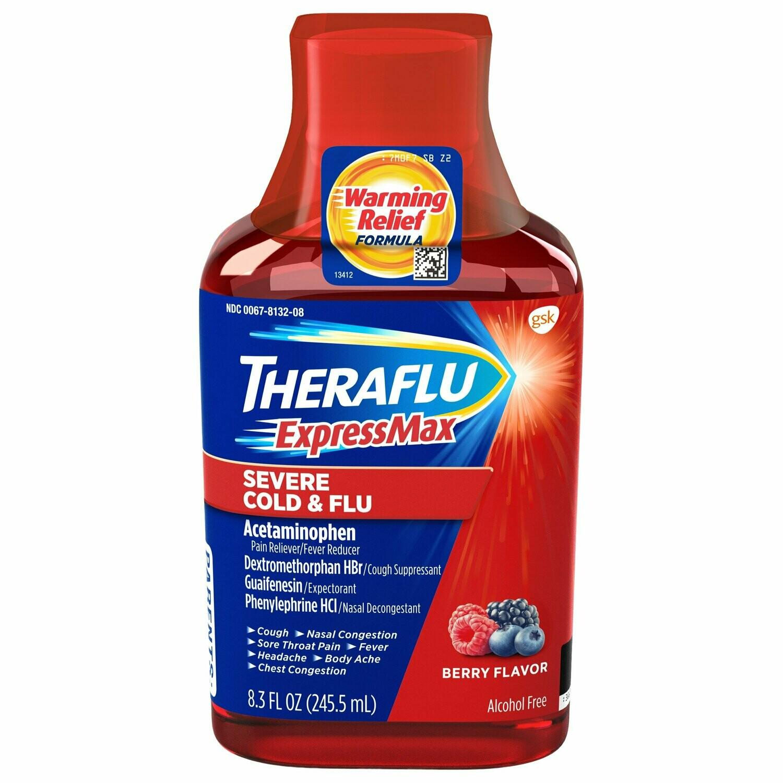 Theraflu Express Max Severe Cold & Flu