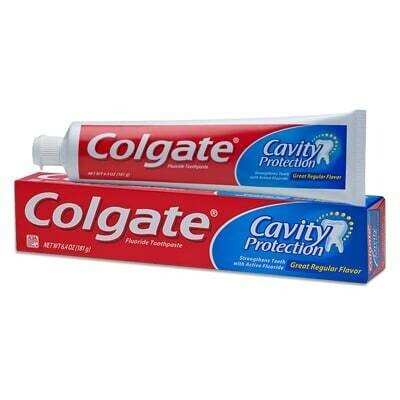 Pasta Dental Colgate Original 6.0 onz
