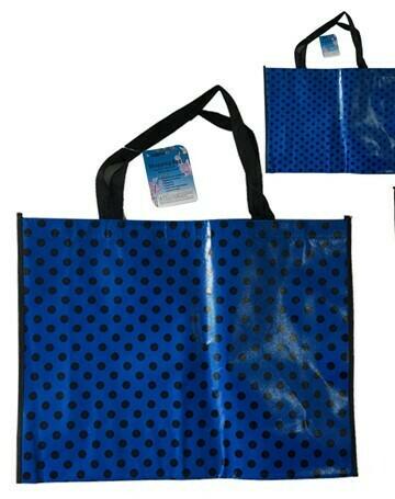 Bolsa de compras reusable