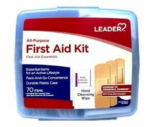 First Aid Kit Leader