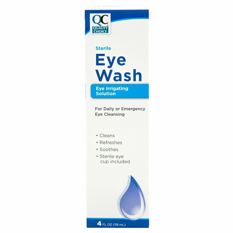 QC Eye Wash Sterile