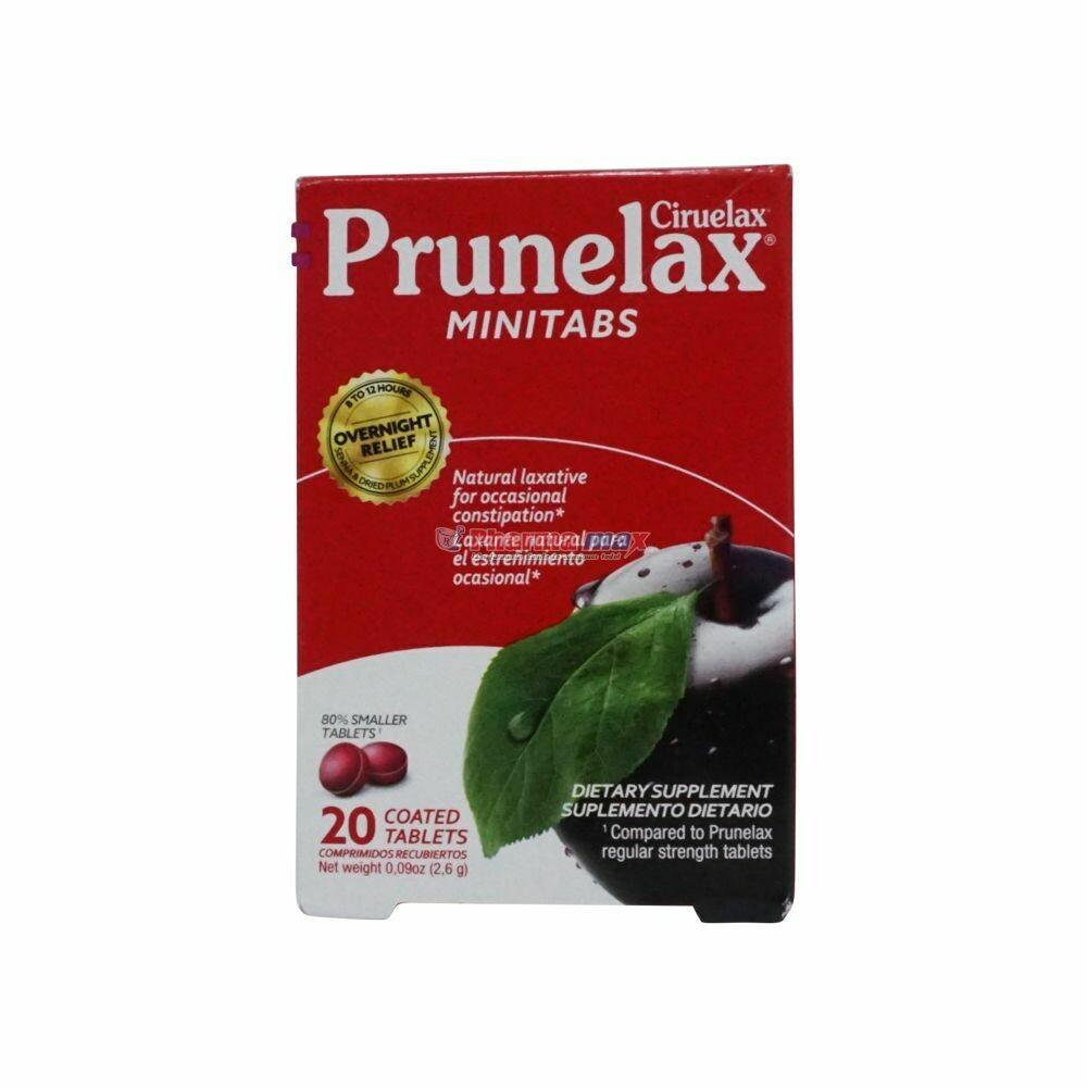 Prunelax Mini Tabs