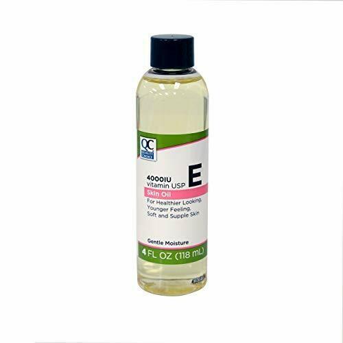 Aceite de vitamina E QC