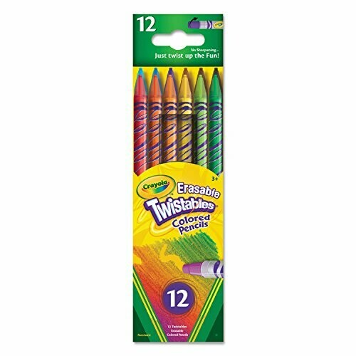 Crayola Twistables Erasable