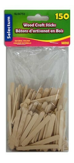 Wood Craft Sticks