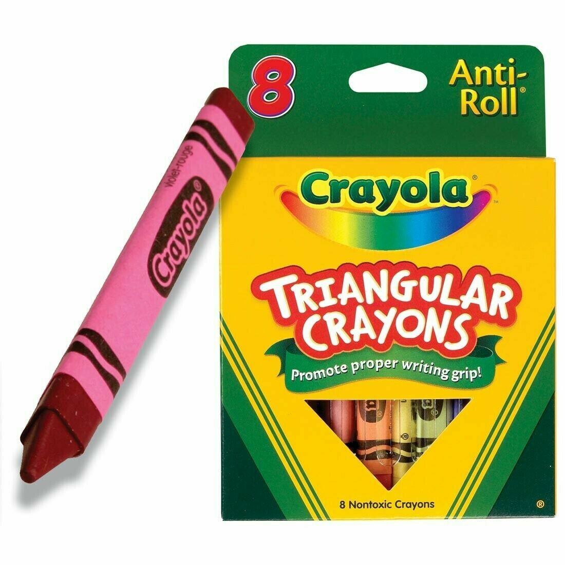 Crayolas Triangulares