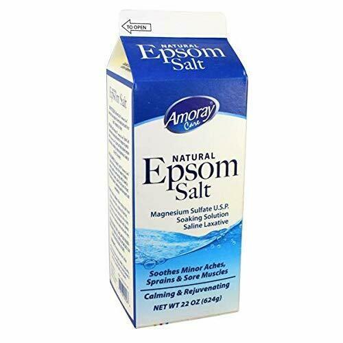 Epsom Salt Amoray Care 22 onz