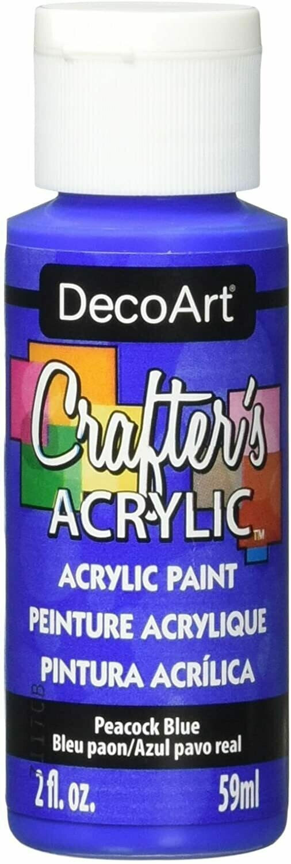 Pintura Acrílica Deco Art Azul Pavo Real