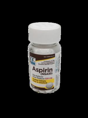 Aspirin 325 QC
