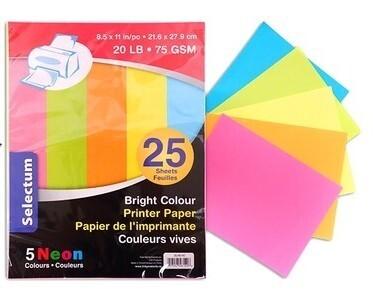 Papeles de Colores Selectum