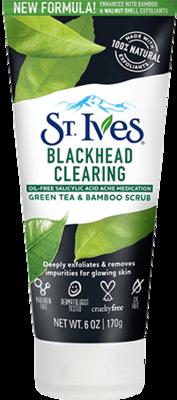 Black Head Clearing Scrub