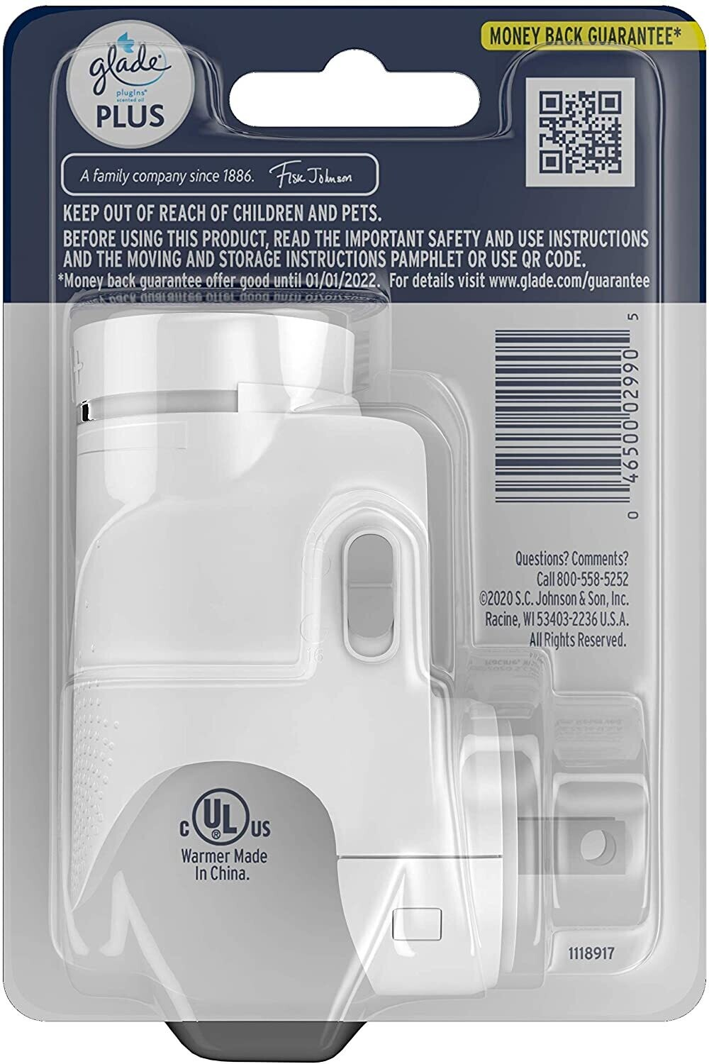 Glade PlugIns Scented Oil
