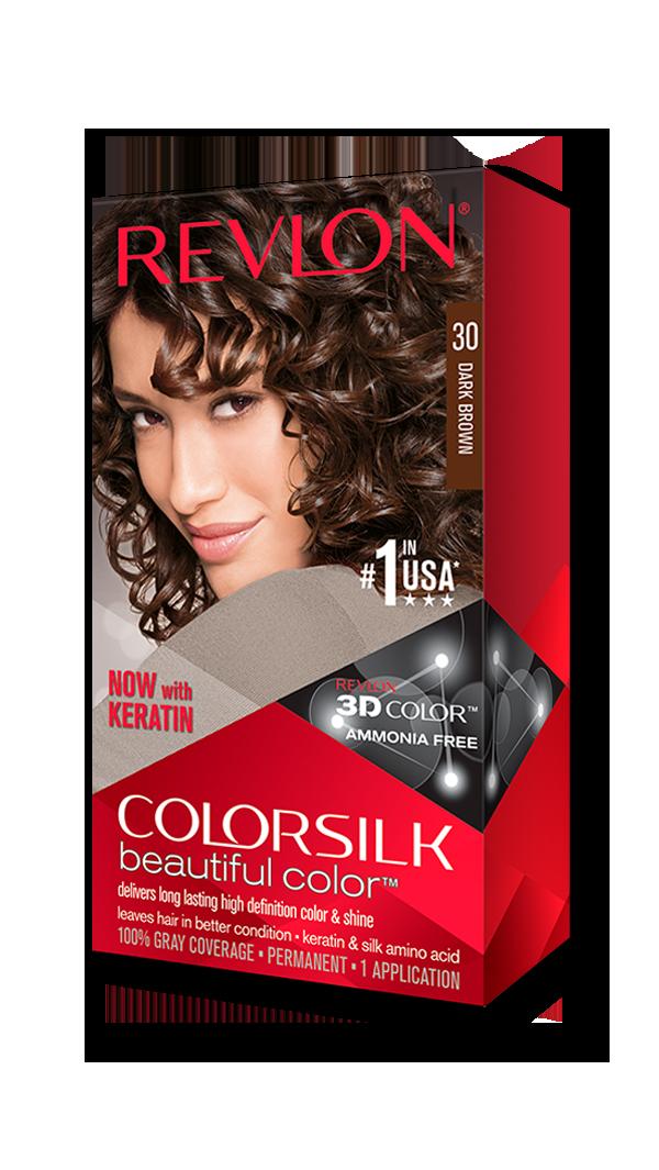 Tinte Revlon Dark Brown