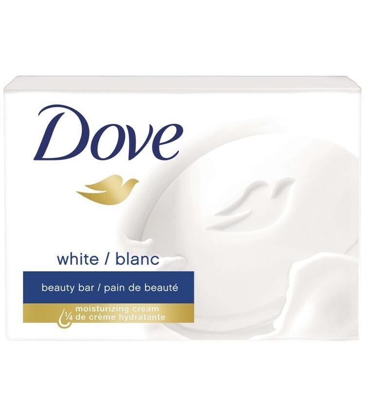 Jabón Dove  White