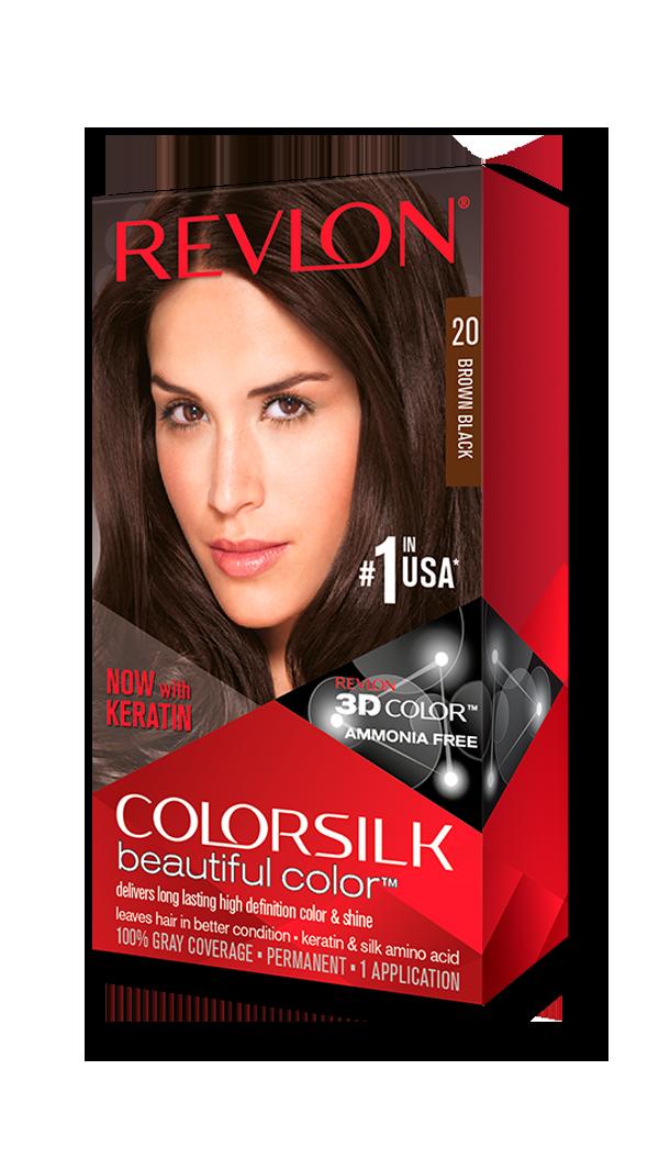 Tinte Revlon Brown Black