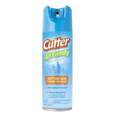 Cutter All Family Repelente de Insectos