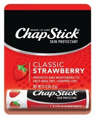 Chap Stick Classic Strawberry