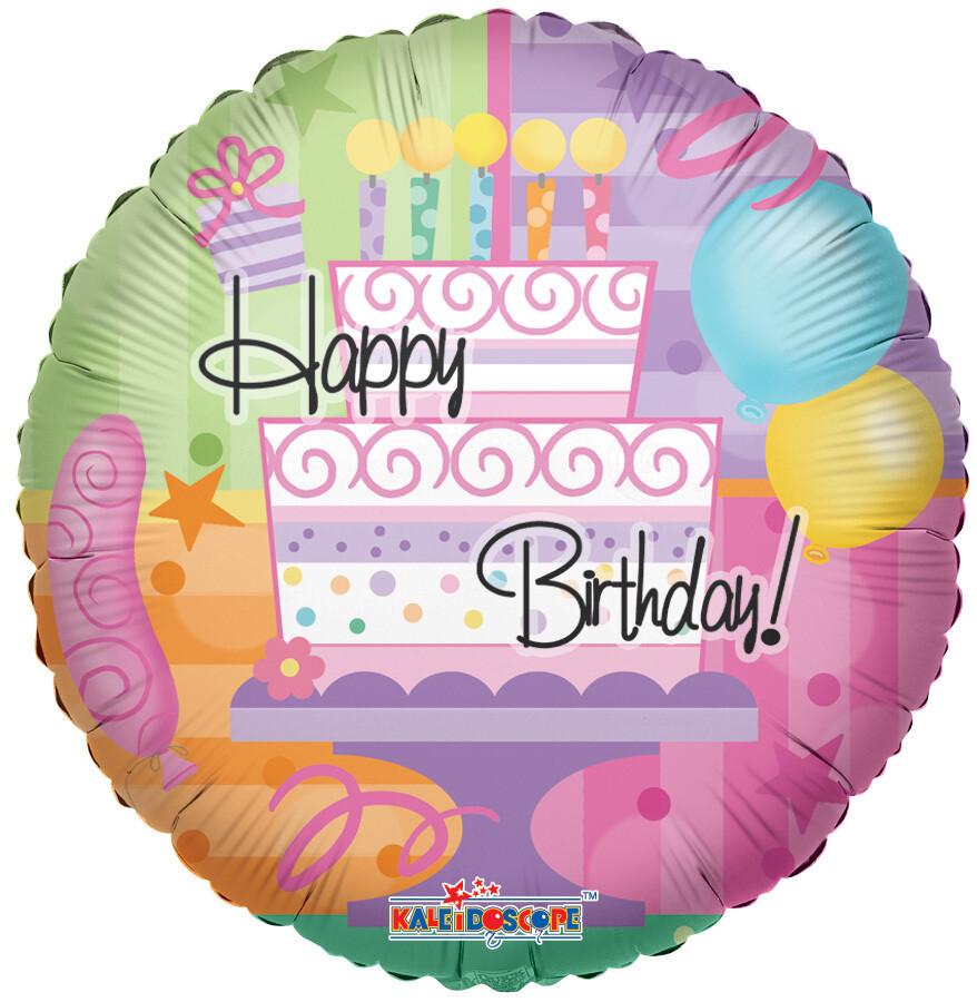 Globo Happy Birthday!