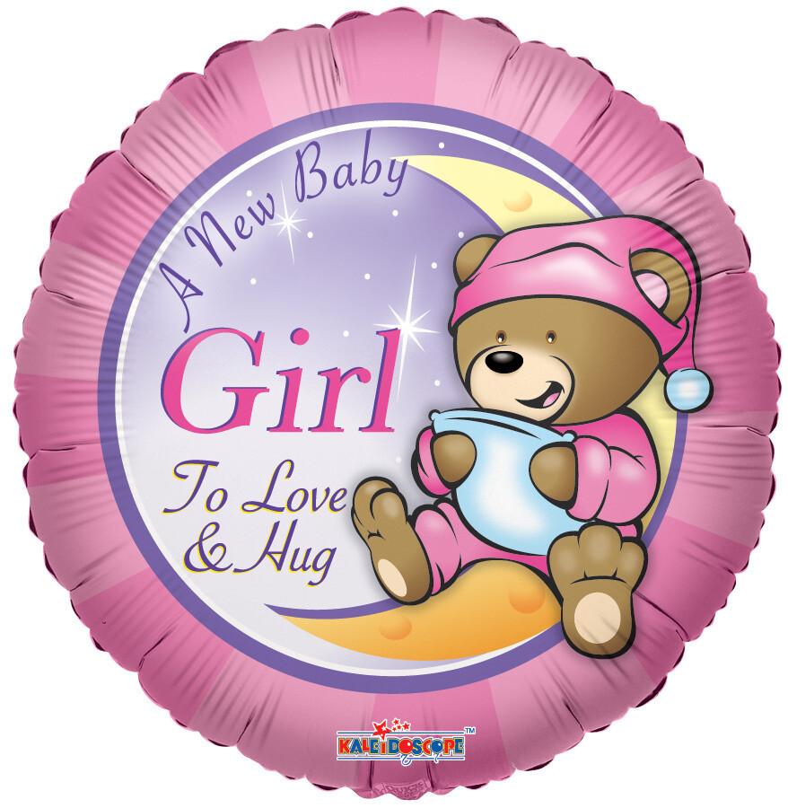 Globo A New Baby Girl