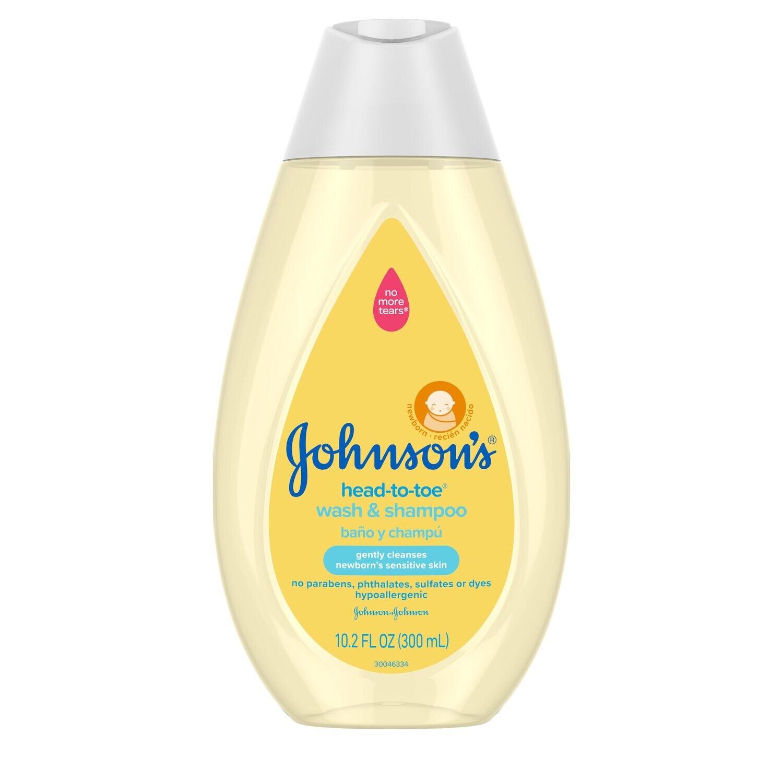 Jabón Head-To-Toe Johnson's