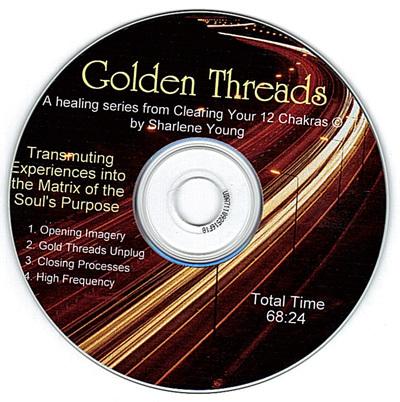 Golden Threads CD