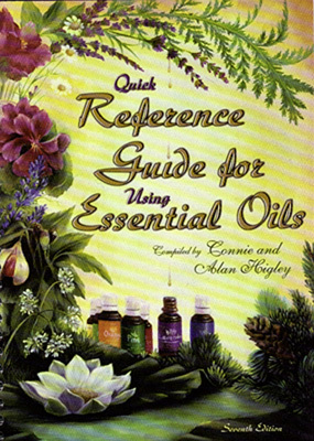 Quick Reference for Essential Oils