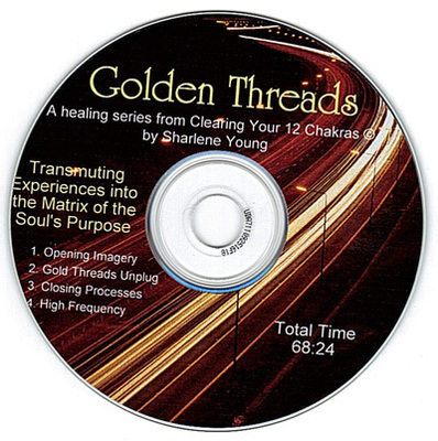 Golden Threads CD