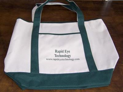 RET Canvas Bag
