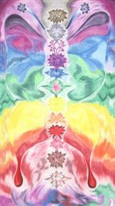 Open Eye Chakra Meditation Poster