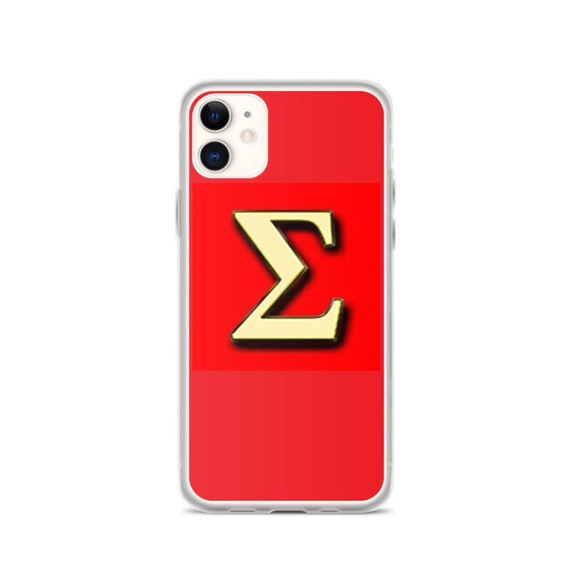 HMD Sigma Collection iPhone Case