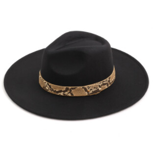 Snake Strap Hat