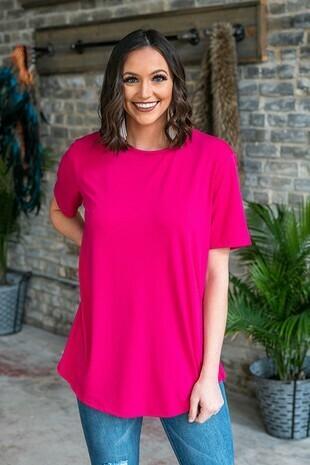 Fuchsia T-Shirt