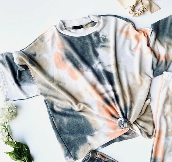 Tye Dye Lounge Shirt