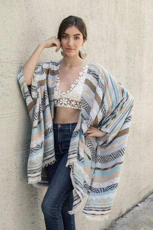 Southwest Kimono