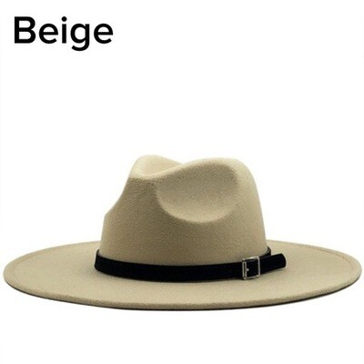 Black Strap Rancher Hat