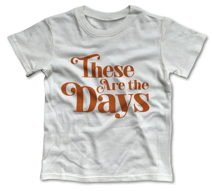 These are the days- Kid