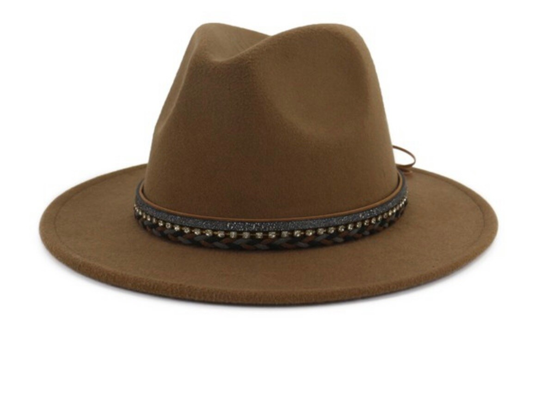 Braid Belt Hat
