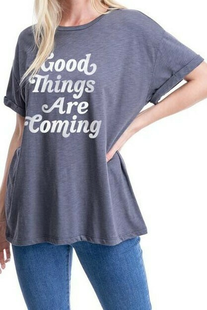 Good Things Tee