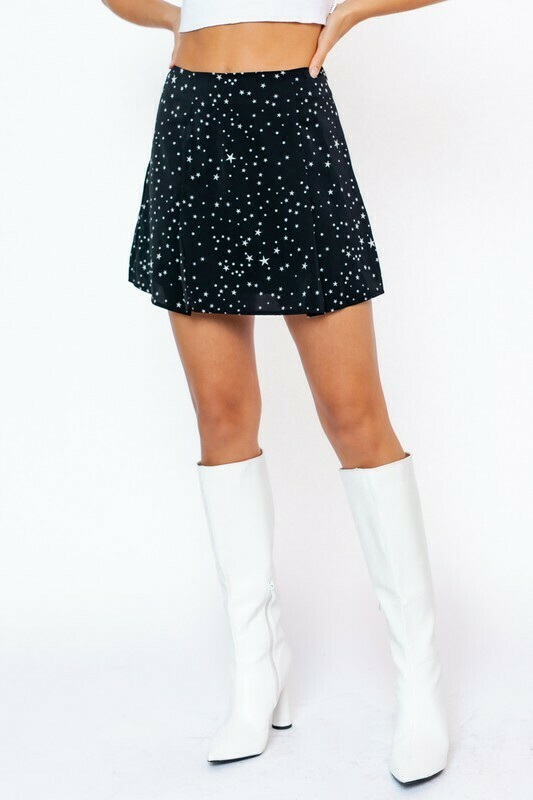 White Star Skirt