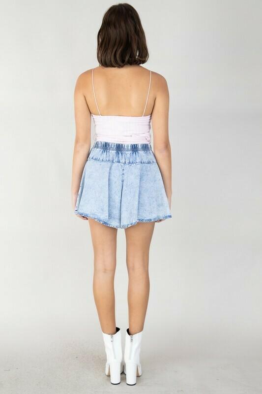 Throwback Shorts